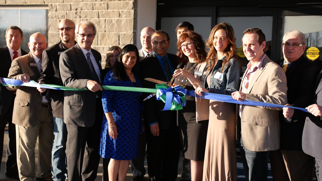 Holiday Inn Express & Suites - Ribbon Cutting - Shawnee